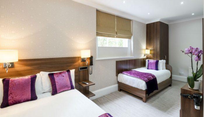 Triple room 1 - LHH