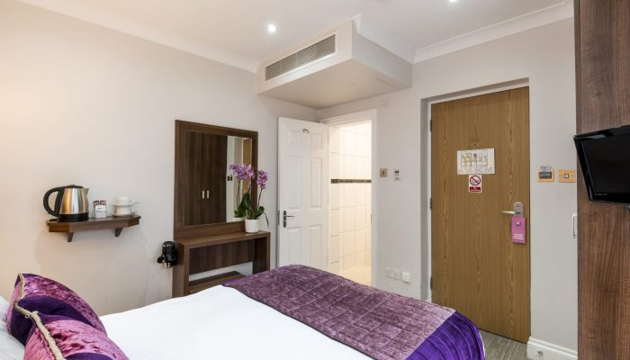 Lower Ground Double room look - LHH