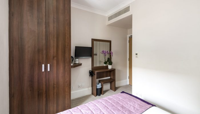 Standard Double Room Front - LHH