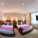 Lower Ground Family Double Room - LHH