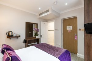 Lower Ground Double Room -LHH